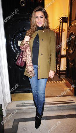 Editorial photo of Regency Aesthetics Party, London, Britain - 23 Jan 2014