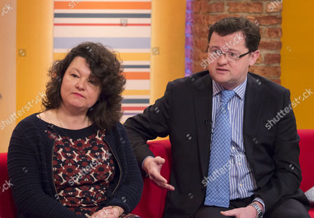 Cathy James and Gary Walker