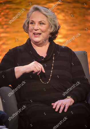 Stock Picture of Pam Ferris