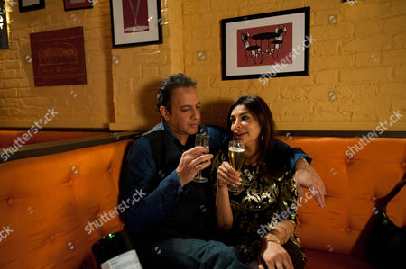 Coronation Street - Ep 7827 Thursday 22 March 2012 at 8.30pm Dev Alahan [JIMMI HARKISHIN] promises Sunita Alahan [SHOBNA GULATI] a slap up meal at the Bistro later, assuring her Amber Kalirai [NIKKI PATEL] can look after the kids. Amber's gutted as she was planning to go to a party so when Dev refuses to change his plan she simply moves the party to no. 7. Dev and Sunita have enjoyed spending time together but as they head home they see Amber on the doorstep rowing with the neighbours over the music. Inside the house they're horrified to see drunk students everywhere as the bemused twins look on