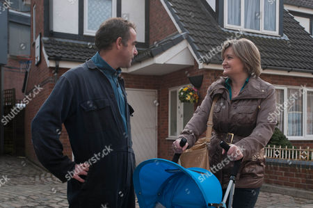 Editorial picture of Coronation Street 2012