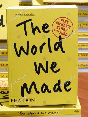 Jonathon Porritt's book 'The World We Made'