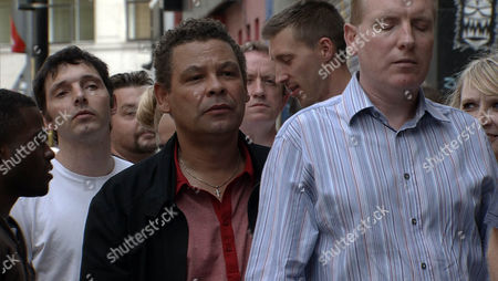 Coronation Street - Ep 7955 Friday 14 September 2012 at 8.30pm Lloyd Mullvaney [CRAIG CHARLES] is thrilled that he as he greets his old mate Mandy Kamara [PAMELA NOMVETE]. They havenÕt seen each other for thirty years and he canÕt wait to catch up with her and her husband Johnny. When she tells him that Johnny died heÕs devastated. They chat a bit about old times. He tells her heÕs stayed single but not through want of trying. She tells him she and Johnny never had children so sheÕs alone now too. The night goes well, but what will Mandy say