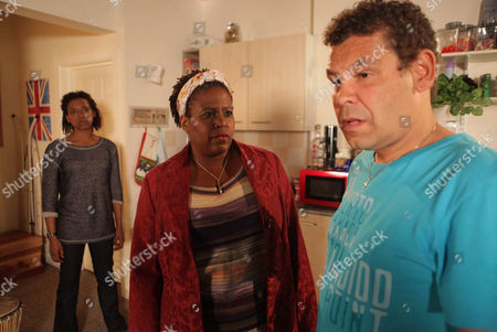 Coronation Street - Ep 7966 Monday 1 October 2012 at 7.30pm Jenna [KRISSI BOHN] and Lloyd meet at his flat. When Mandy [PAMELA NOMVETE] turns up unexpectedly it becomes clear Jenna wants nothing to do with her mother. Lloyd's concerned but agrees to her hiding in the bedroom while he tells Mandy that he hasn't seen his daughter. This goes well until Mandy clocks Jenna's coat on the sofa.