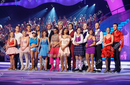 Contestants - Kyran Bracken and Nina Ulanova, Suzanne Shaw and Matt Evers, Gareth Gates and Brianne Delcourt, Bonnie Langford and Andrei Lipanov, Sam Attwater and Vicky Ogden, Zaraah Abrahams and Andy Buchanan, Beth Tweddle and Lukasz Rozycki, Hayley Tamaddon and Dan Whiston, Ray Quinn and Maria Filippov
