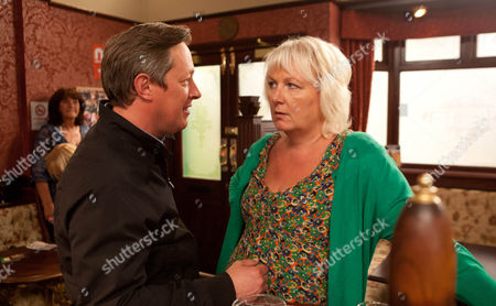 Editorial photo of Coronation Street 2013