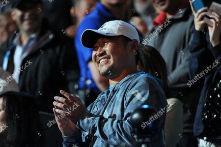 Li Na's husband Jiang Shan