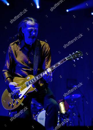 Del Amitri - Guitarist Iain Harvie