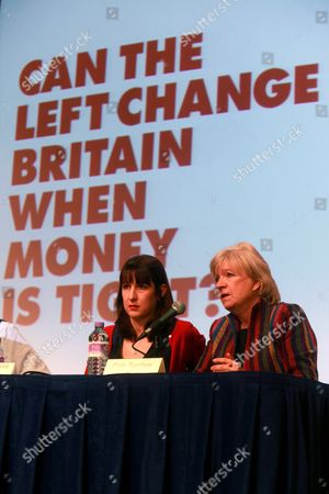 Rachel Reeves M.P. and Polly Toynbee
