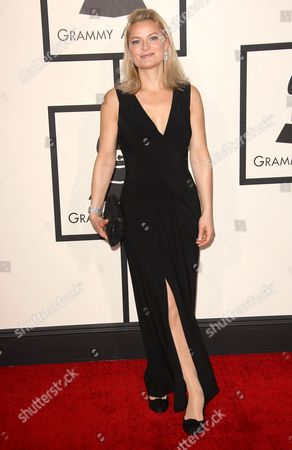 Editorial image of 56th Annual Grammy Awards, Arrivals, Los Angeles, America - 26 Jan 2014