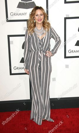 Editorial picture of 56th Annual Grammy Awards, Arrivals, Los Angeles, America - 26 Jan 2014