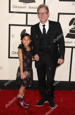 Steven Curtis Chapman and daughter