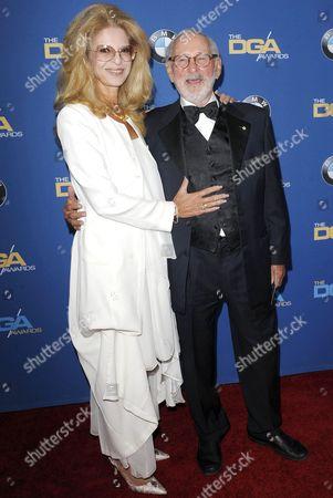 Lynne St. David and Norman Jewison