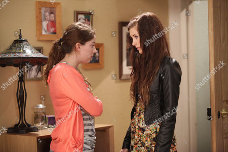 Emmerdale - Ep 6251 Wednesday 30 May 2012 at 7pm Holly Barton [SOPHIE POWLES] tells Hannah Barton [GRACE CASSIDY] she has got the job.
