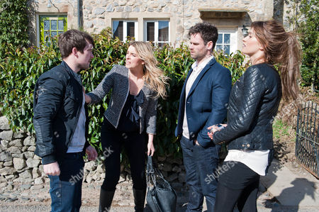 Emmerdale - 6562 Friday 24 May 2013 Kirk [MATT KENNARD] is determined to see Debbie Dingle [CHARLEY WEBB] again and Charity Sharma [EMMA ATKINS] stops Robbie Lawson [JAMIE SHELTON] going for him. Charity is furious with Debbie