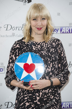 Editorial photo of The South Bank Sky Arts Awards, London, Britain - 27 Jan 2014