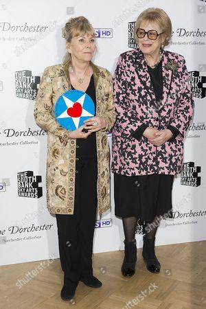 Kate Atkinson, Dame Antonia Fraser