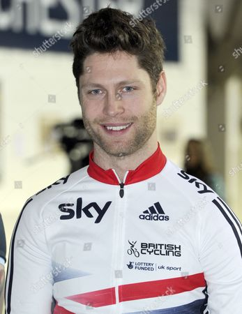 Editorial photo of Help for Heroes Hero Ride 2014 launch, Manchester Velodrome, Britain - 27 Jan 2014