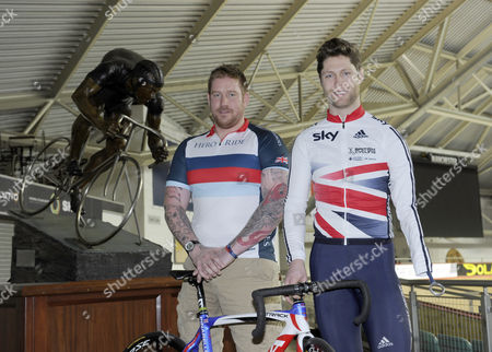 Editorial image of Help for Heroes Hero Ride 2014 launch, Manchester Velodrome, Britain - 27 Jan 2014