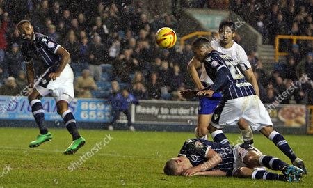 Editorial photo of Millwall v Sheffield Wednesday, Sky Bet Championship, The New Den, London, Britain - 28 Jan 2014