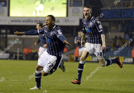 Editorial picture of Millwall v Sheffield Wednesday, Sky Bet Championship, The New Den, London, Britain - 28 Jan 2014