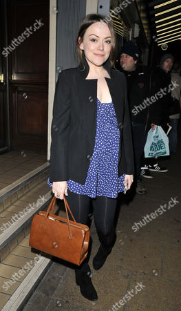 Editorial image of 'Private Lives' film premiere, London, Britain - 27 Jan 2014