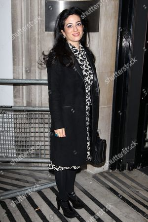 Stock Photo of Princess Badiya bint El Hassan