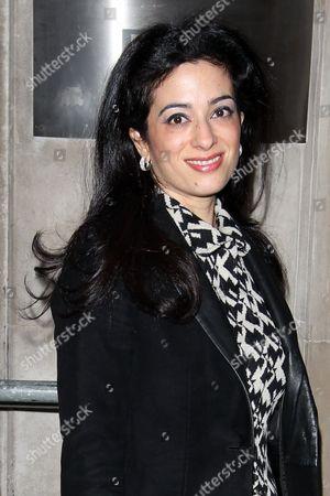 Stock Picture of Princess Badiya bint El Hassan