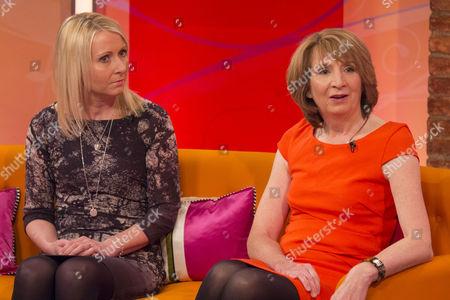 Editorial image of 'Lorraine Live' TV Programme, London, Britain - 28 Jan 2014