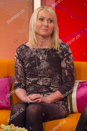 Editorial picture of 'Lorraine Live' TV Programme, London, Britain - 28 Jan 2014