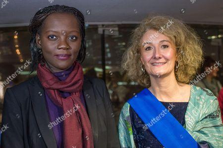Rama Yade and Sophie Auconie