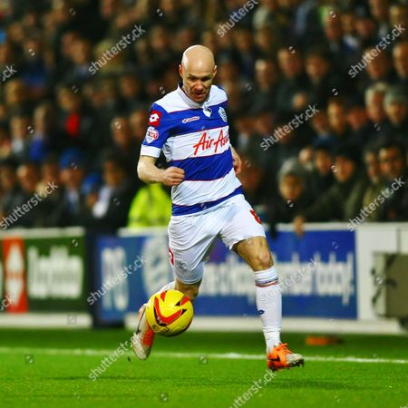 Queens Park Rangers' Andy Johnson