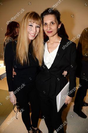 Victoire de Castellane and Louise Neri