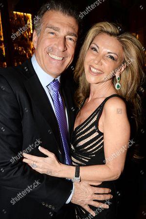 Steve Varsano and Lisa Tchenguiz Imerman