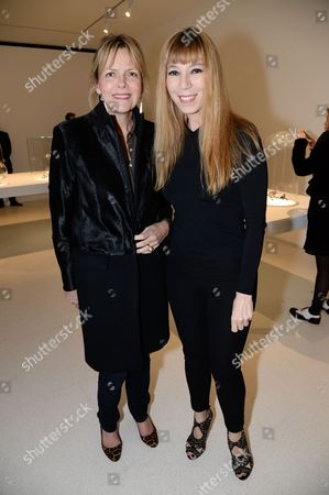 Carol Woolton and Victoire de Castellane