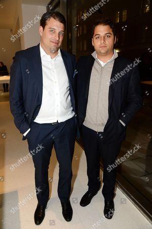 David Reuben Jr and Jamie Reuben