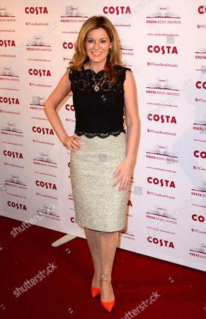 Editorial image of Costa 'Book of the Year' Award, London, Britain - 28 Jan 2014