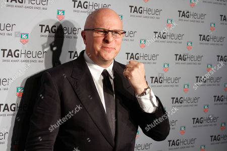 Stephane Linder - CEO of TAG Heuer