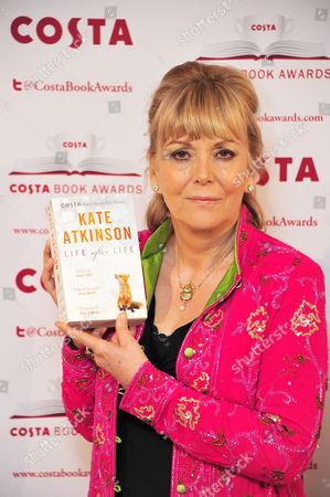 Kate Atkinson (novel award winner)