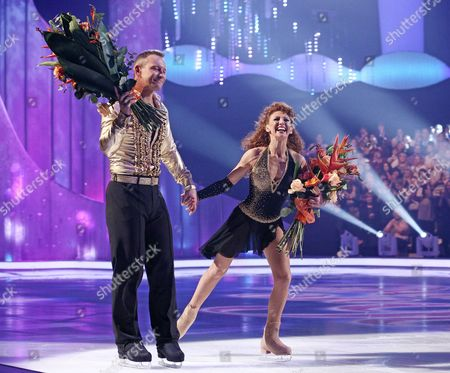 Bonnie Langford and Andrei Lipanov are voted off