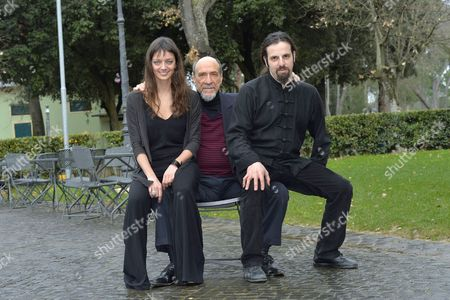 Editorial picture of 'Il Mistero di Dante' film photocall, Rome, Italy - 29 Jan 2014