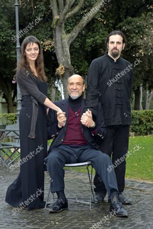 Editorial image of 'Il Mistero di Dante' film photocall, Rome, Italy - 29 Jan 2014