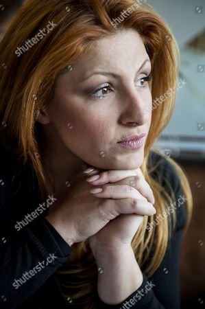 Stock Image of Helena Paparizou