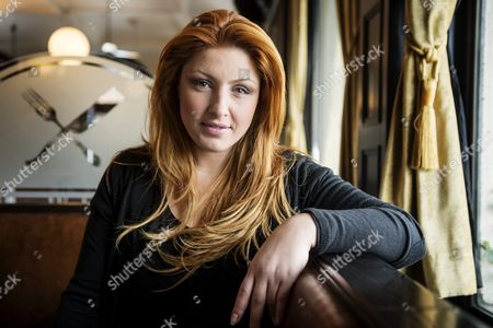 Stock Photo of Helena Paparizou