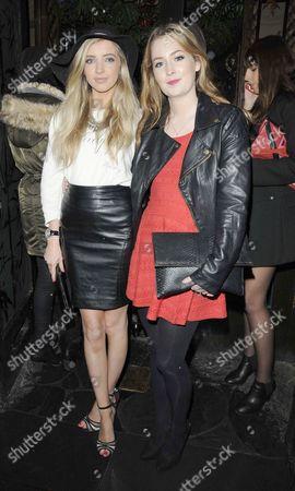 Alice Barlow and Beth Kingston