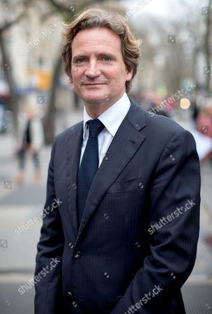 Editorial photo of Charles Beigbeder 'Paris Libere' press conference, Paris, France - 30 Jan 2014
