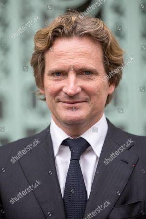 Charles Beigbeder, candidate of 'Paris Libere'