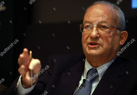 Stock Image of Lord David Sainsbury