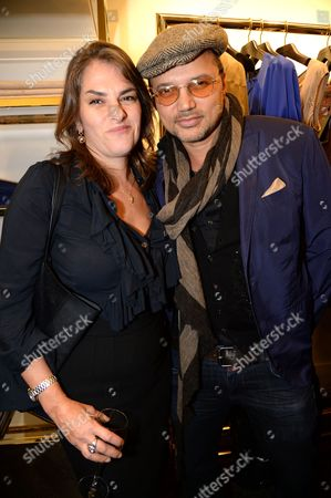 Tracey Emin and Gerry DeVeaux