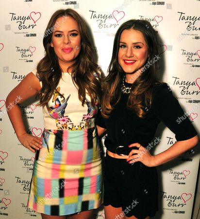 Tanya Burr and Electra Formosa